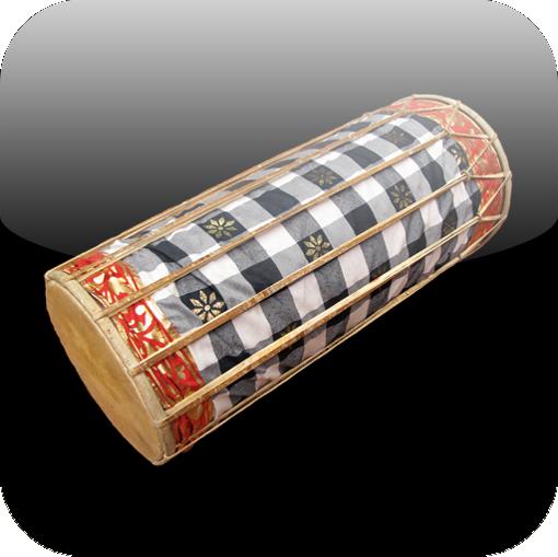 Balinese Gamelan Gong Kebyar on iOS --- Kendang lanang